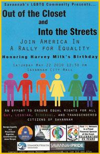 Georgia Equality Rally for Equality