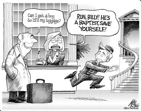 Baptist preacher gay sex scandal