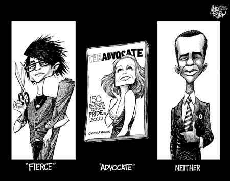 Fierce, Advocate, Neither
