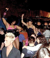 Bellissima is Atlanta's best place to meet women