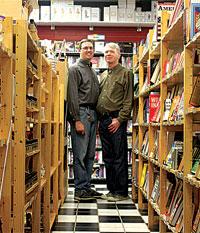 Brushstrokes wins best Gift Store