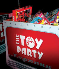 Toy Party wins best benefit