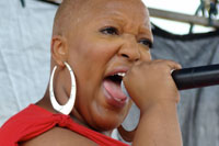 Frenchie Davis will perform at Black Gay Pride