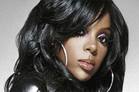 Kelly Rowland performs at Atlanta's Black Gay Pride
