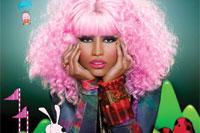 Nicki Minaj performs at Black Gay Pride
