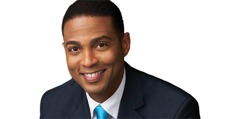 CNN's weekend news anchor Don Lemon