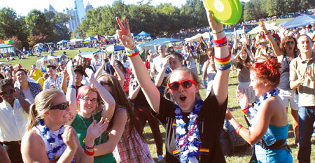 Atlanta Pride coincides with National Coming Out Day
