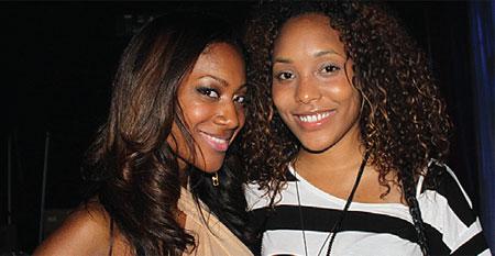 Black Gay Pride Traxx Girls event