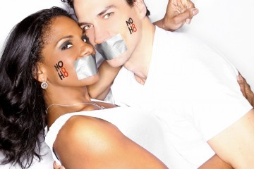 audra mcdonald with husband