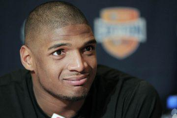 Michael Sam (photo via The Nation)