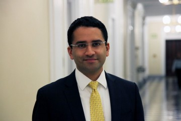 Gautam Raghavan of the White House will be a panelist on a discussion of LGBTQ Equality hosted by Atlanta Pride on Sunday.