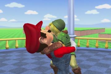 Nintendo gay