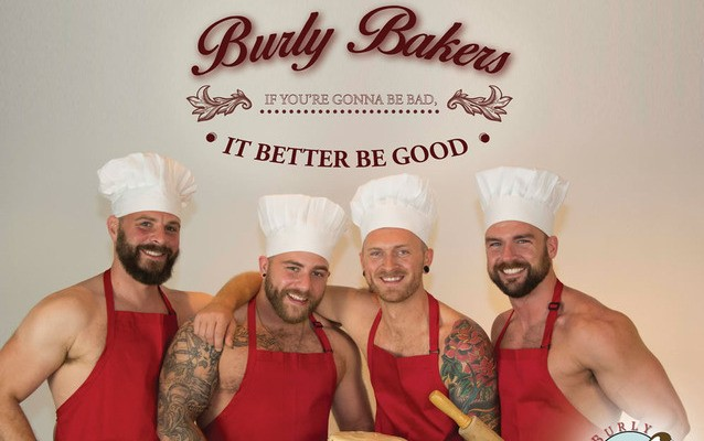 to gay guys looking for burly