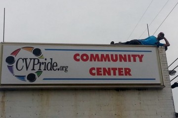 CV pride community center
