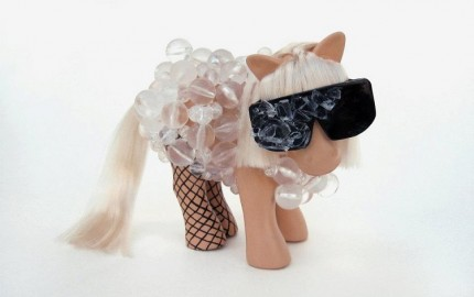 my little pony gaga