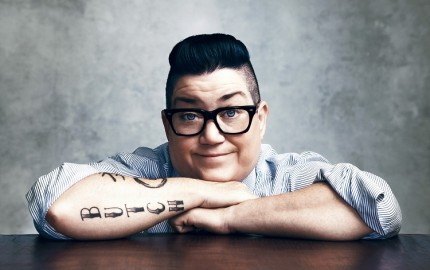 Lea DeLaria - credit Sophy Holland