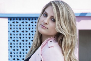 Meghan Trainor Press Photo