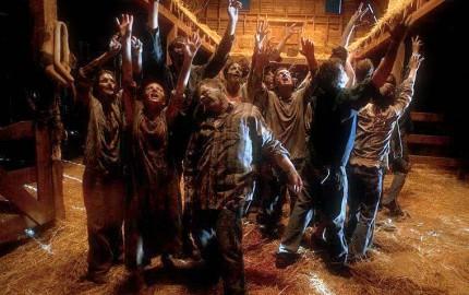 Tony Gowell barn scene