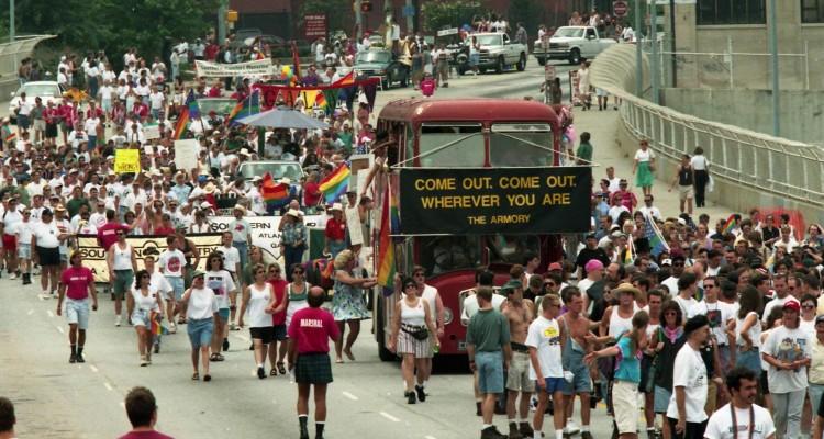 GA gay pride parade