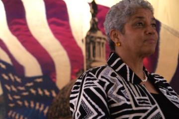 LBJ Speaker Portrait