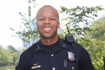 officer eric king
