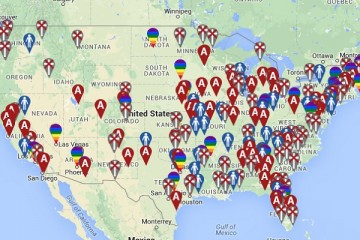 bigotry map