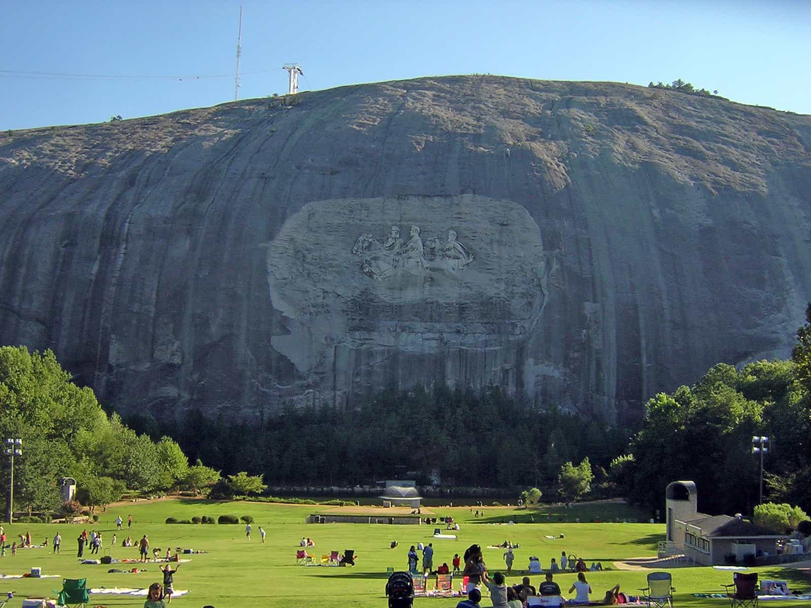 stone mountain - photo #9