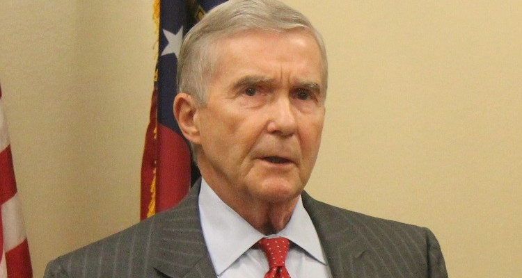 Former Georgia Attorney General Mike Bowers. (File photo)