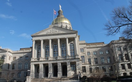 georgia capitol - file photo