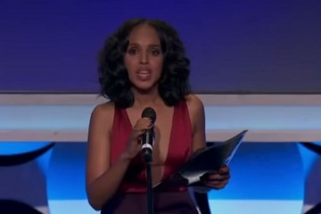 kerry washington glaad