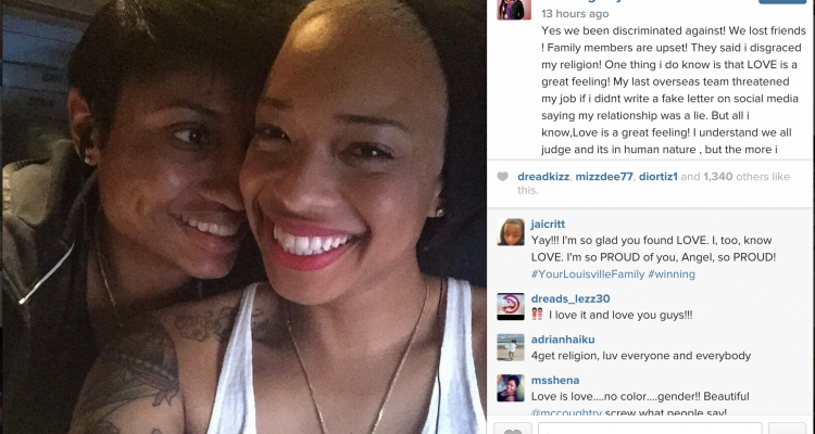 WNBAs Atlanta Dream Star Angel McCoughtry Comes Out As Gay On Instagram