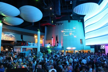 atlanta pride aquarium party
