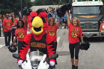 Hawks at Pride 2