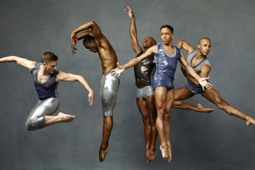 Alvin Ailey American Dance Theater. Photo by Andrew Eccles (1024x768)