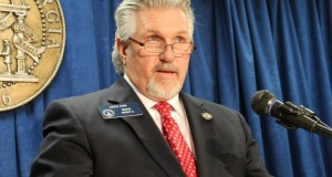 State Sen. Greg Kirk (R-Americus) became the face of HB 757 after inserting anti-LGBT language into it. (File photo)