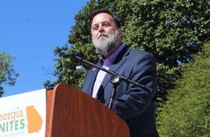 Georgia Equality Executive Director Jeff Graham (File photo)