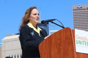 SOJOURN Executive Director Rebecca Stapel-Wax (File photo)