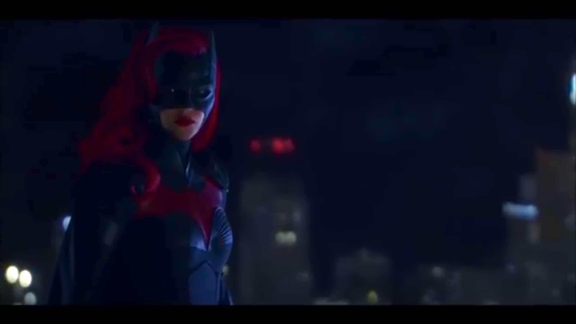 Trailer for Lesbian Batwoman TV Show Drops