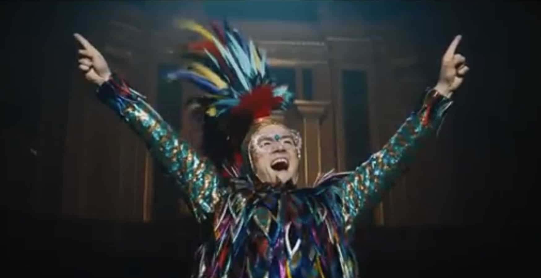 Rocketman Premieres at Cannes; Makes History as First Major Studio Film with Gay Sex Scene