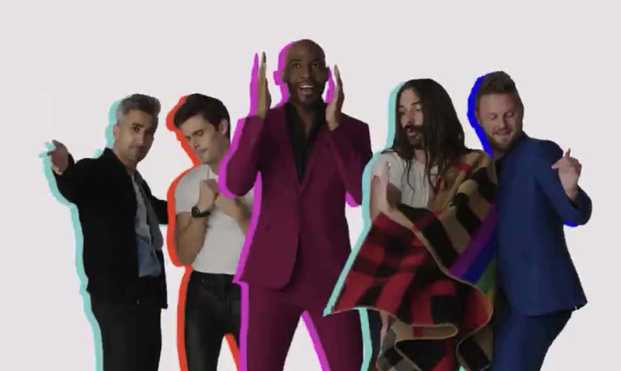 Queer Eye Picked Up for Two More Seasons