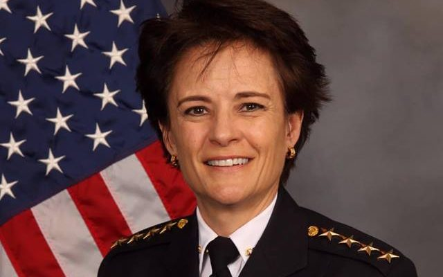 Out Atlanta Police Chief Erika Shields Resigns Following Police Shooting of  Rayshard Brooks